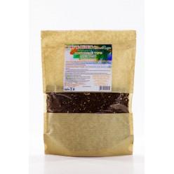Торф кокосовый с вермикулитом (субстрат) 1л