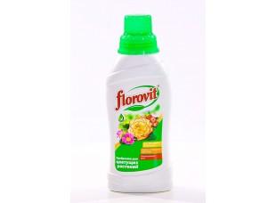 Удобрение Флоровит для цветущих растений жидкое, 0,55 кг