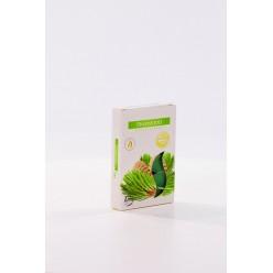 Свеча ароматизированная. плав. Лесной аромат (6шт/уп)
