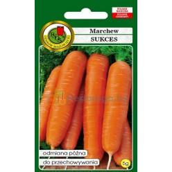 """Морковь Саккес 5г. """"PNOS""""  (семена)"""