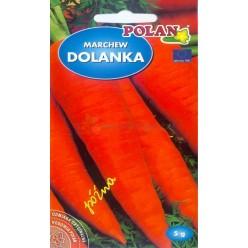 Морковь Долянка 5г.
