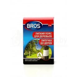 "Липкий пояс для деревьев ""Bros"" 5м 385 RU BY KZ 21"