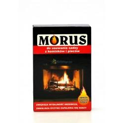 Порошок для удаления сажи Моrus 0,9 кг.