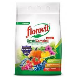 """Удобрение """"Флоровит"""" (Florovit) универсальный для растений Сад Complex 3кг, гранулированное"""