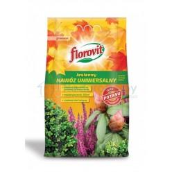 Удобрение Флоровит осеннее универсальное, 3 кг (мешок)