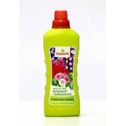 Удобрение Фруктовит для домашних и балконных цветов, жидкое 1,1 кг