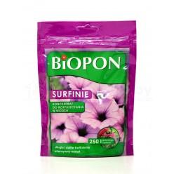 Растворимый концентрат для сурфиний  Биопон 246, 250 г
