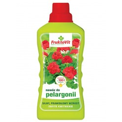 Удобрение Фруктовит для пеларгонии жидкое 1л.