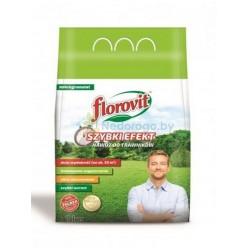 """Удобрение """"Флоровит"""" для газона """"Быстрый эффект"""", 1 кг (мешок)"""
