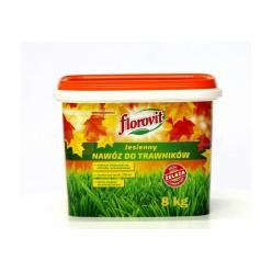 Удобрение Флоровит для газона осеннее 8 кг, (ведро)