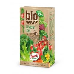 Удобрение Флоровит Про Натура БИО овощи и травы 800г коробка