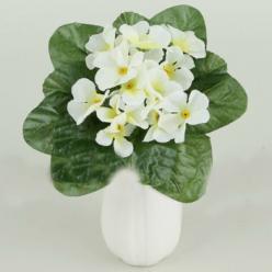 Цветок искусственный Фиалка мини 23см микс Q995