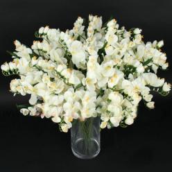 Цветок искусственный Фрезия 50см микс G348-02