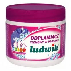 Пятновыводитель для цветных тканей color порошок Ludwik 500г