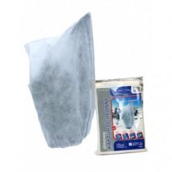 Чехол защитный прямоугольный 80х120 см, 50г/м2  (2шт/уп)