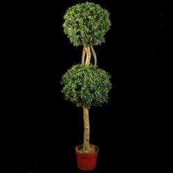 Дерево искусcтвенное Самшит 1,5 м