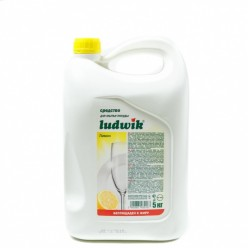 "Средство для мытья посуды ""Ludwik"", лимон, 5 кг"