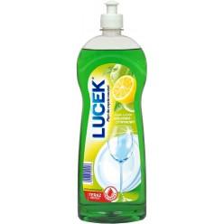 """Средство для мытья посуды """"Lucek"""", яблоко-лимон, 1000 мл"""