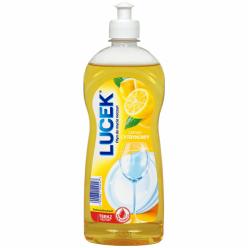 """Средство для мытья посуды """"Lucek"""", лимон, 500 мл"""