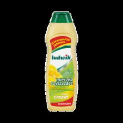"""Чистящее молочко лимон """"Ludwik"""", 300 гр"""