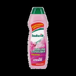 """Чистящее молочко цветочное """"Ludwik"""", 300 гр"""