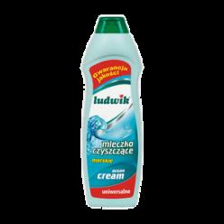 "Чистящее молочко морское ""Ludwik"", 300 гр"