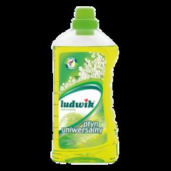 """Универсальное моющее средство супер блеск """"Ludwik"""" 1 л"""