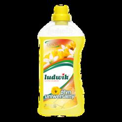 """Универсальное моющее средство """"Ludwik"""", Летний сад,  1 л"""