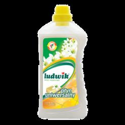 """Универсальное моющее средство с марсэльским мылом """"Ludwik"""" 1л."""