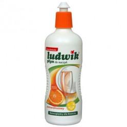 "Средство для мытья посуды ""Ludwik"", апельсин, 500 мл"