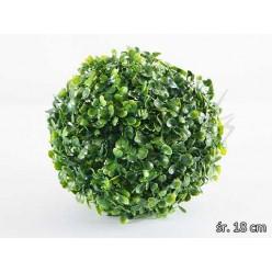Цветок искусственный Самшит шар CV10654