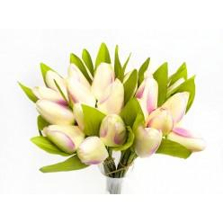 Цветок искусственный Тюльпан букет № 499