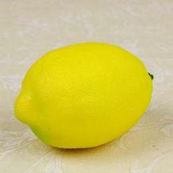 Плод искусственный Лимон 12шт/уп