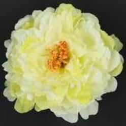 Цветок искусственный Пион головка микс 6 шт/уп W615