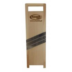 Шинковка деревянная 3 ножа с ручкой 46,5смх15ми 0213