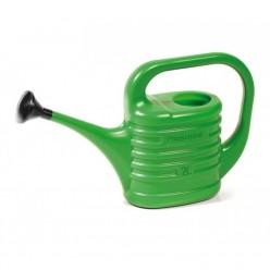 Лейка пластмассовая Зебра 10л с рассеивателем зелёный IKZ10-G642