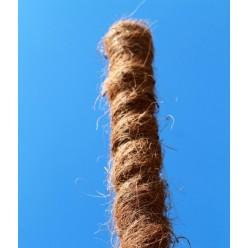 Палка кокосовая (опора пластмасcовая) 80 см / 32мм