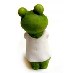"Фигурка ""Жаба"" пластиковая зелёная арт. 340555"