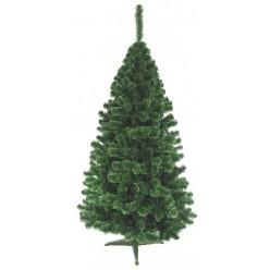 Ель искусственная Пихта Люкс с зелеными кончиками 180 см