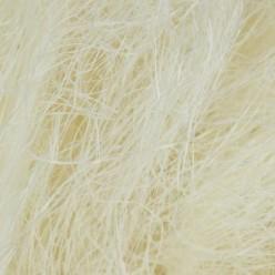 Тесьма флористическая cизаль R009-07 белая