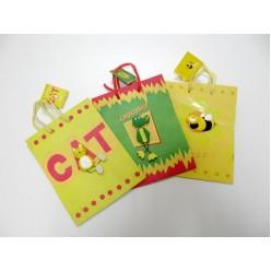 Пакет сувенирный бумажный 35331