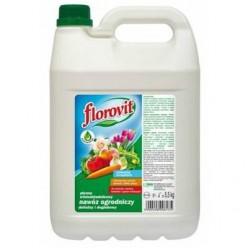 Удобрение Флоровит универсальное жидкое 5,5кг, канистра