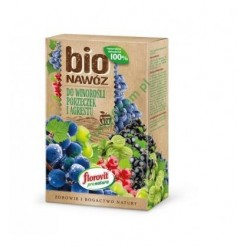 Удобрение Флоровит Про Натура БИО виноград, смородина, крыжовник 800г коробка