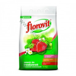 Удобрение Флоровит для клубники гран. 5кг., мешок