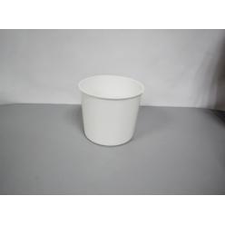 Вкладыш пластмассовый  для Тубы Вулкано 20 белый 2486-011