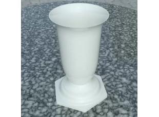 Флакон пластмассовый для цветов  белый FL 2