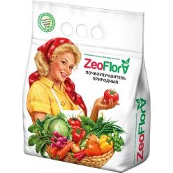 Почвоулучшитель Zeoflora для сада и огорода, 5л