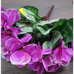 Цветок искусственный Цикламен в букете