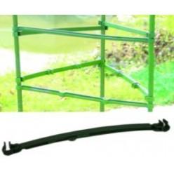 Соединитель для садовых опор с регулировкой 23-35см 5шт/уп JAW9752