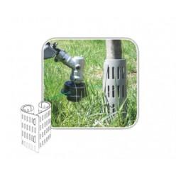 Щиток защитный пластиковый для деревьев 19,7х30х5см JAW9423